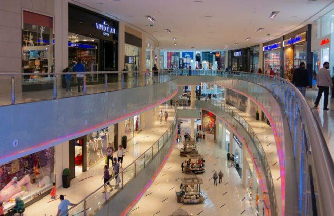 מרחב ציבורי בדובאי
